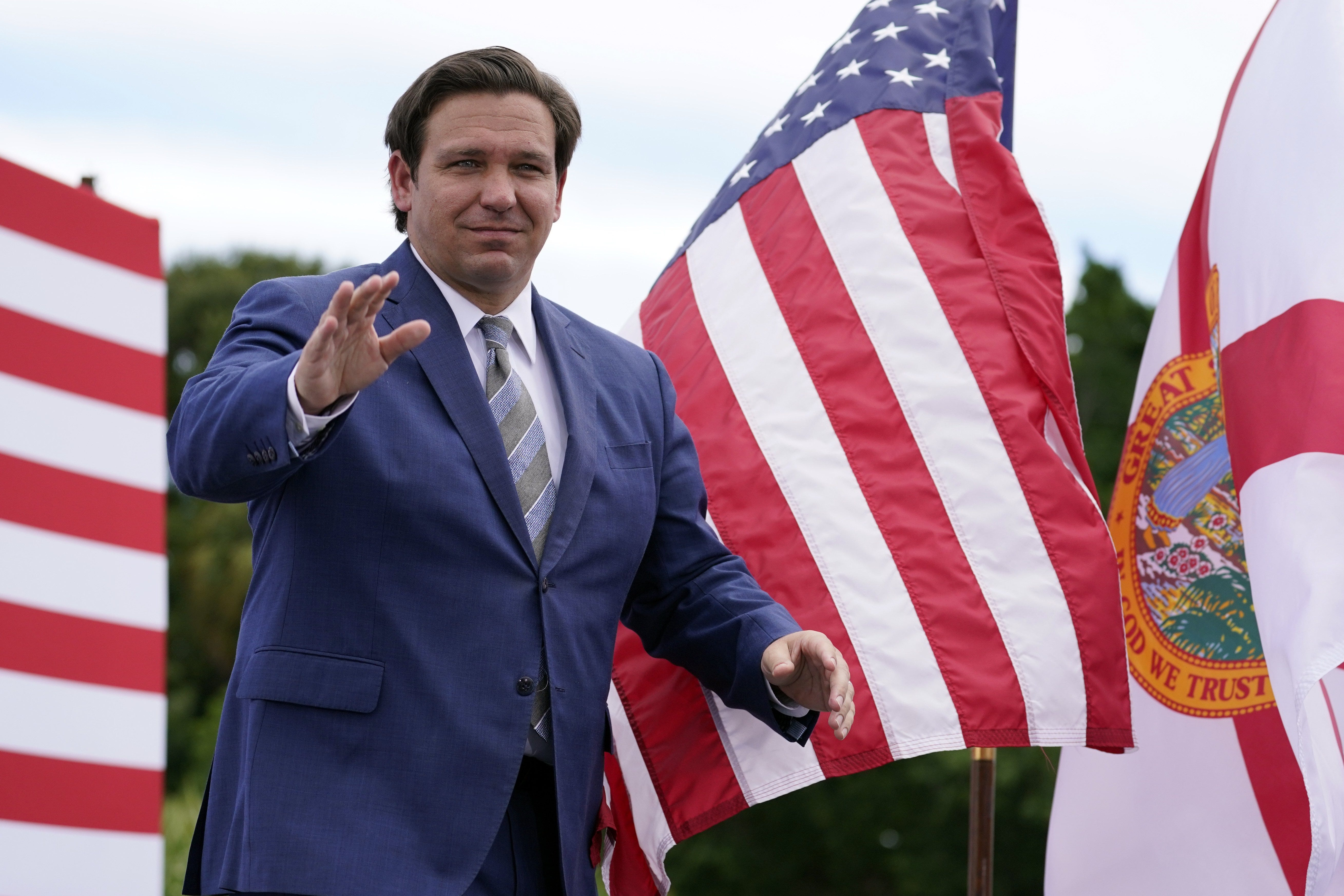 Editorial Ron Desantis Is Treading Dangerously Close To The Authoritarian