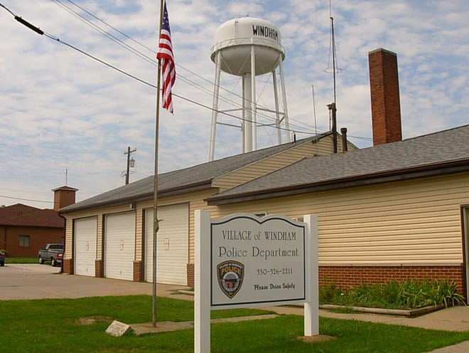 The Windham Police Station, as seen in this file photo.