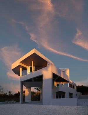 SarasotaMOD Weekend is set to take place Nov. 6-8, honoring architect Carl Abbott.