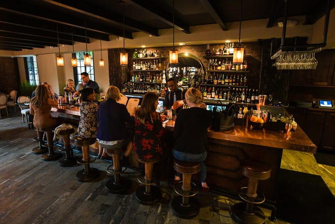 Sage Restaurant, which occupies the historic Sarasota Times building on First Street,  reopened this week.
