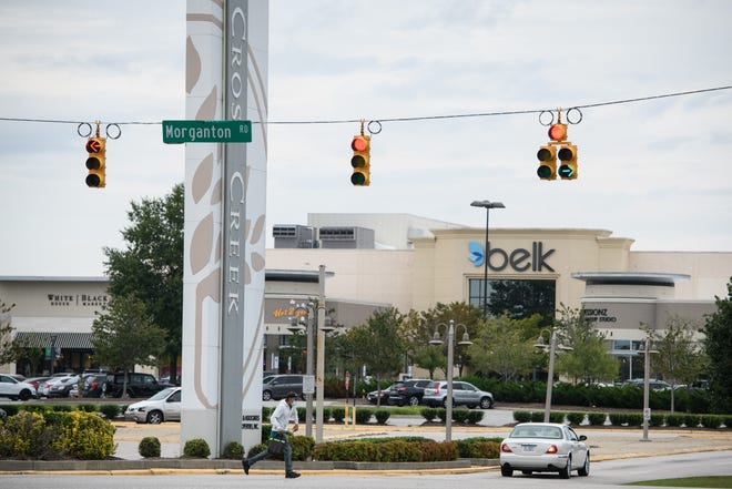 CBL Properties, the parent company of Cross Creek Mall, has announced six new stores and businessescoming to the Fayetteville mall.