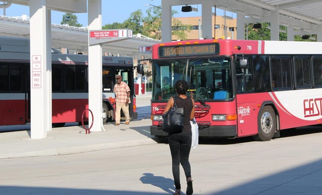 The Fayetteville Area System of Transit will offer free rides on Election Day.