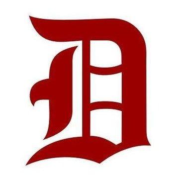 Dover English D logo