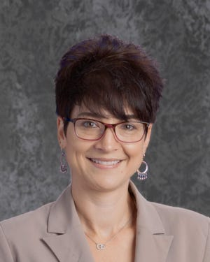 Emmy Beeson previously was superintendent of Tolles Career & Technical Center.