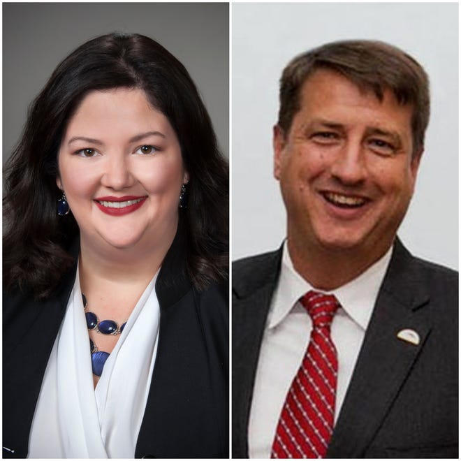 Democratic Rep. Jessica Miranda faces Republican challenger Chris Monzel, a former Hamilton County Commissioner, for the 28th House District.