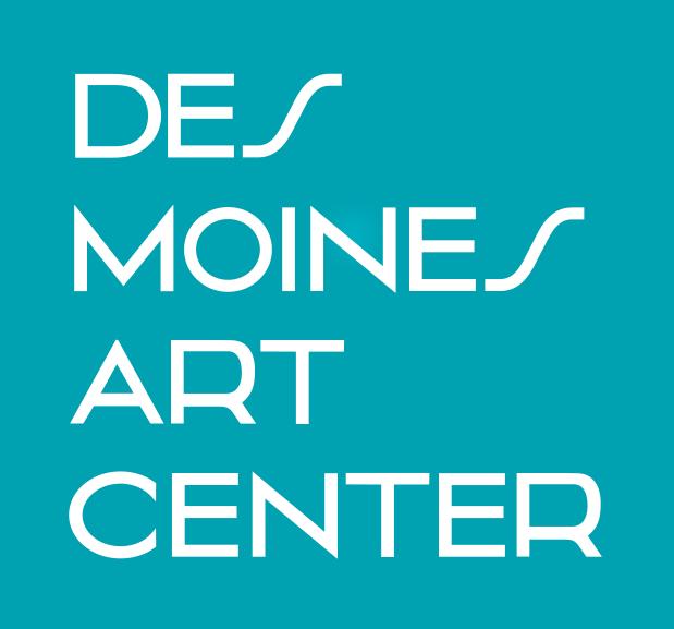Des Moines Art Center Logo