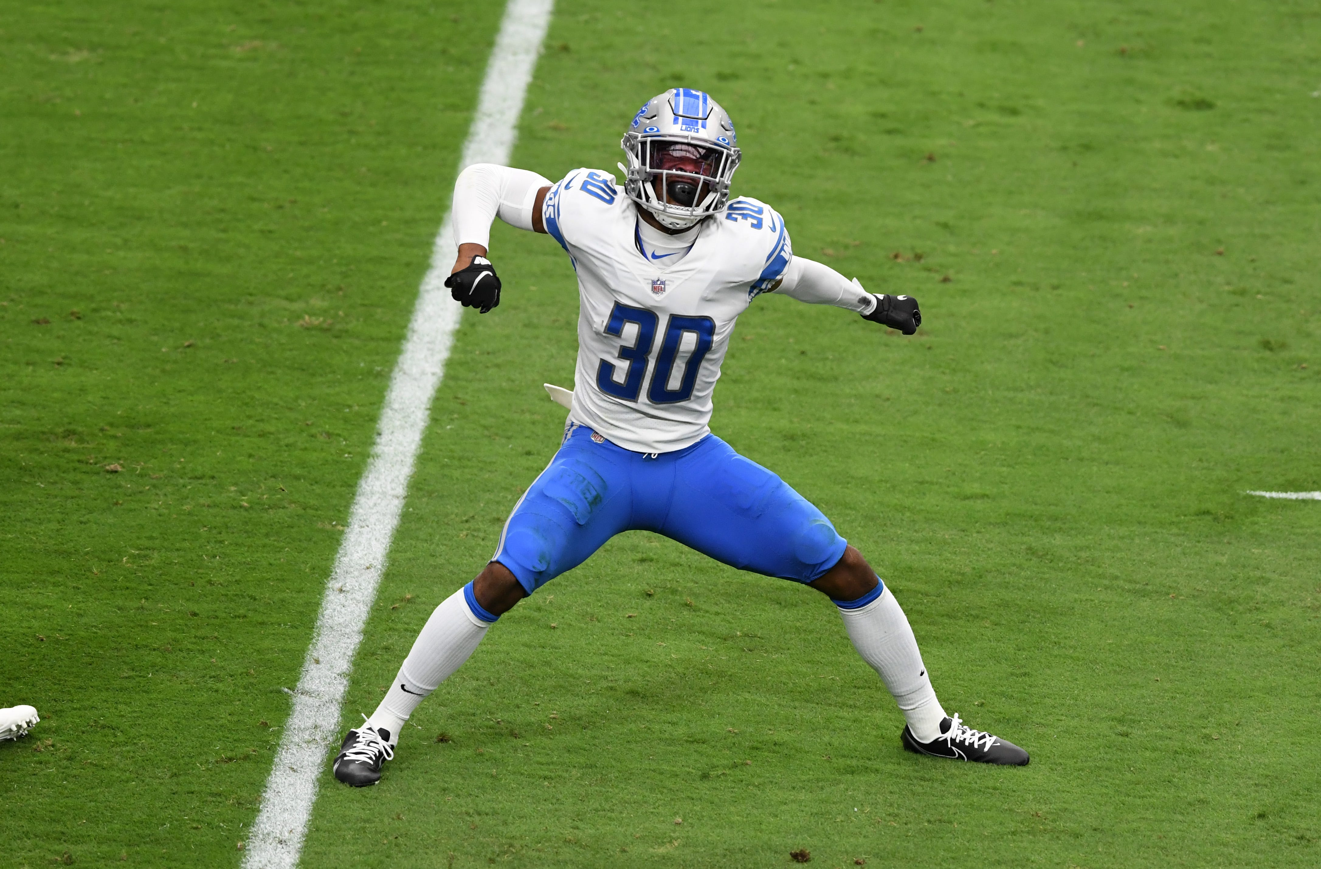 Jeff Okudah, Detroit Lions bounce back: 'I was tired of being disrespected by everyone'