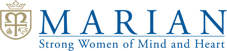 Marian High School Logo