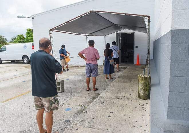 The Guam Department of Revenue and Taxation will begin to offer limited walk-in services for certain branches at its Barrigada main office beginning Jan. 25.