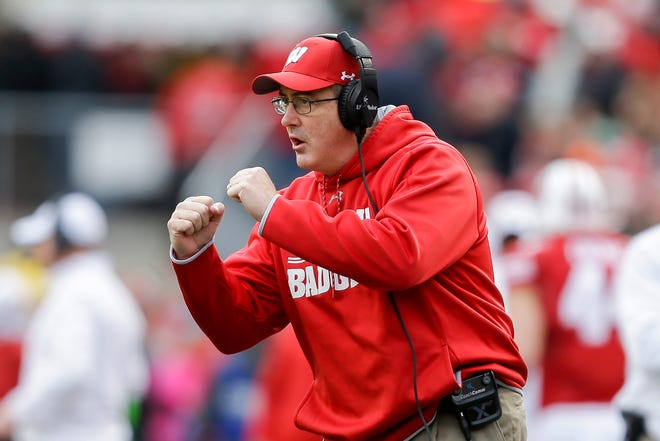 UW head coach Paul Chryst can return to work Thursday if he is free of any COVID-19 symptoms.