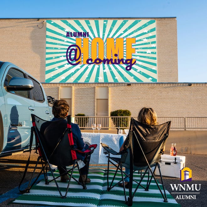 Closing the Mustangs At HOMEcoming celebrations this weekend is the voter registration drive-in concert and dance at Western New Mexico University.