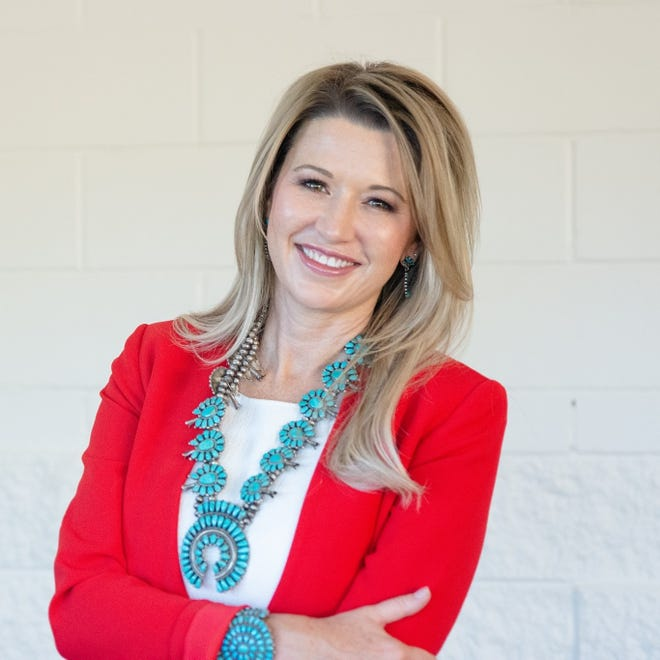 Republican candidate Crystal Diamond is running for the New Mexico Senate in District 35.