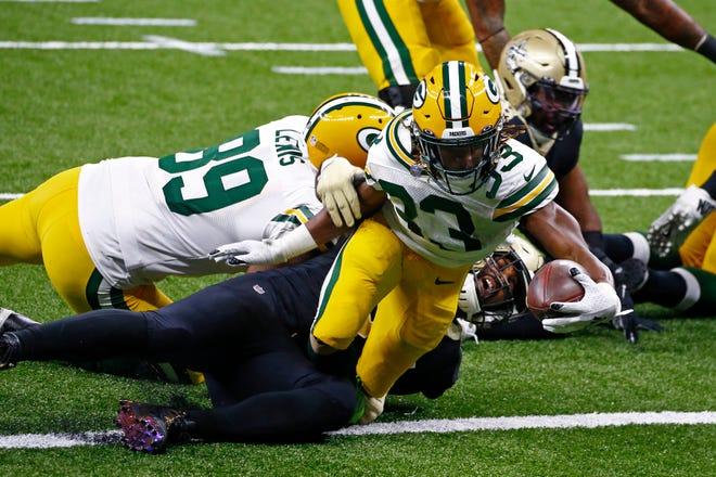 Green Bay Packers Loosening Reins On Aaron Jones