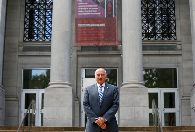 David Hough, the dean of Missouri State's College of Education, intends to retire on Feb. 1.