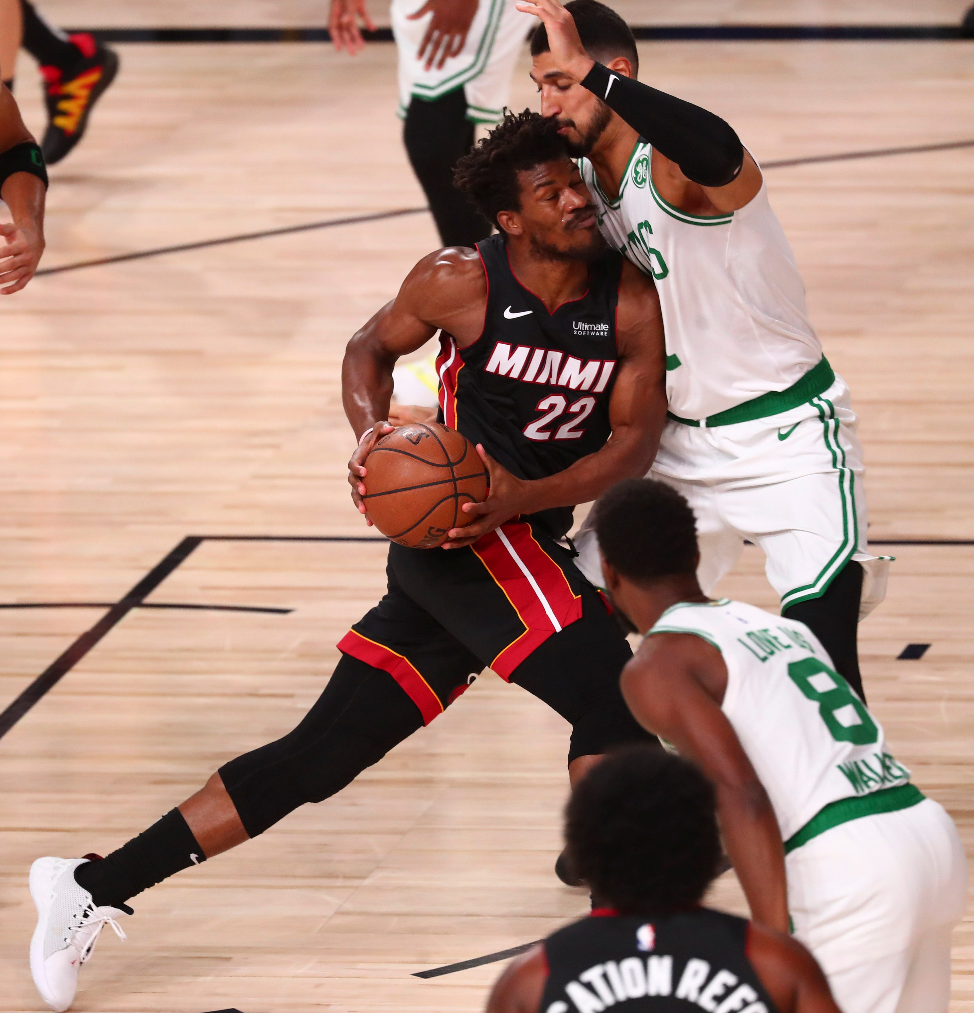Heat's Jimmy Butler says Miami's NBA quest 'not for stats ... not for fame'