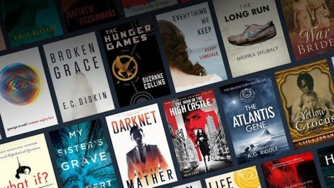 Score access to more than one million books, audiobook and magazines for half the normal price.