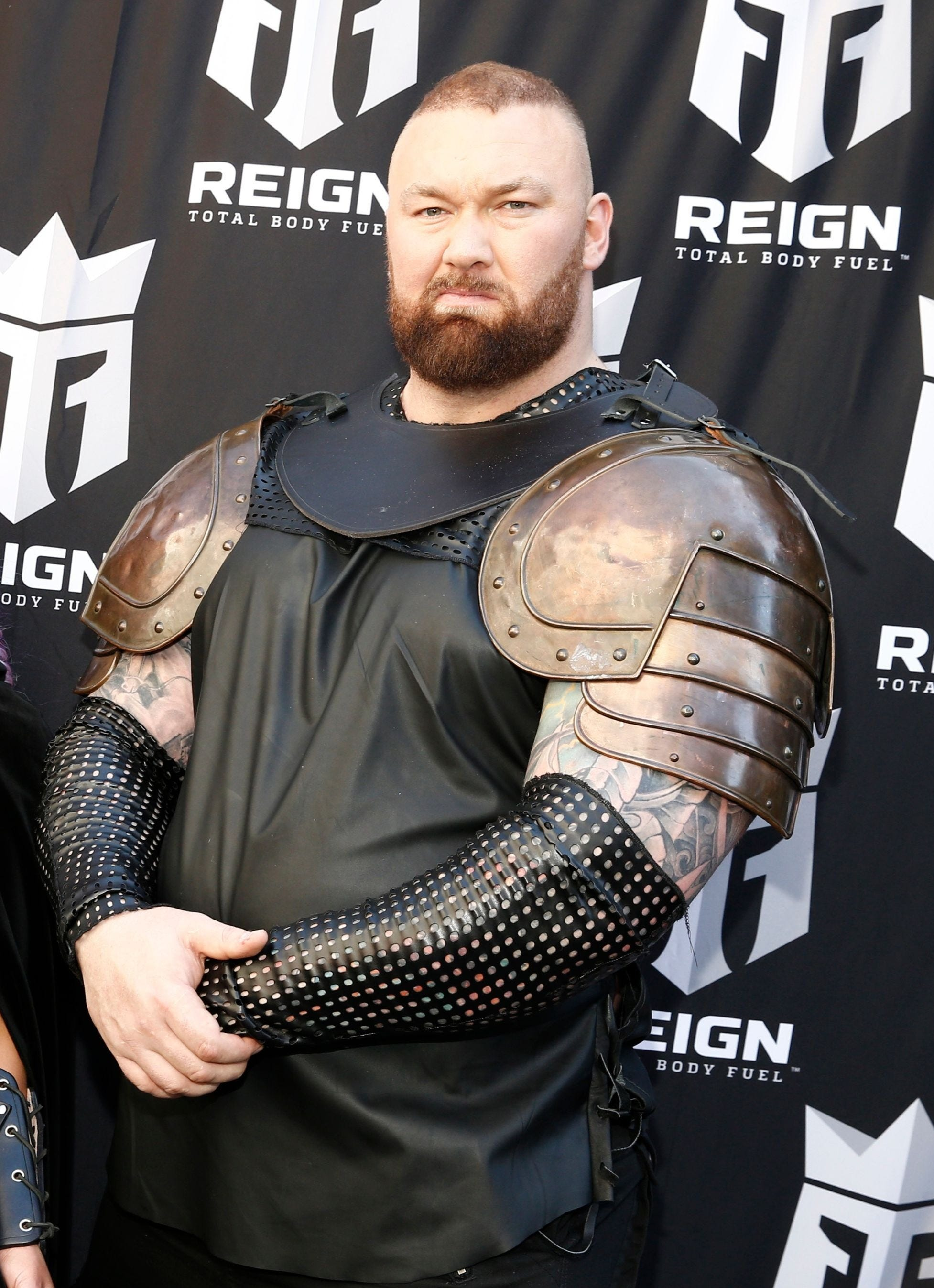 'The Mountain' has a son; 'Game of Thrones' Hafthor Julius Björnsson welcomes 'healthy, strong' baby