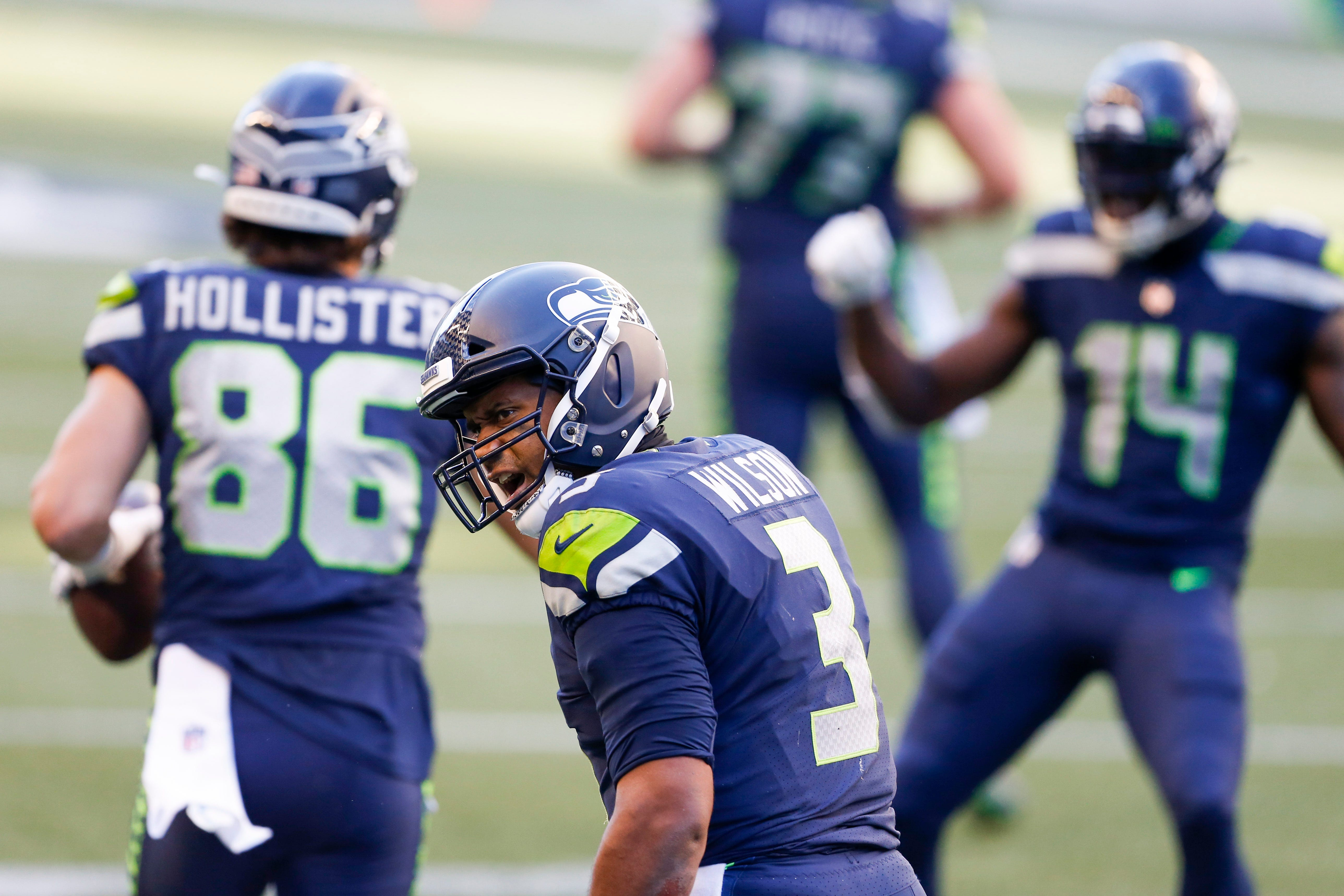 Opinion: With red-hot Russell Wilson, the Seahawks have become NFL's ultimate closers
