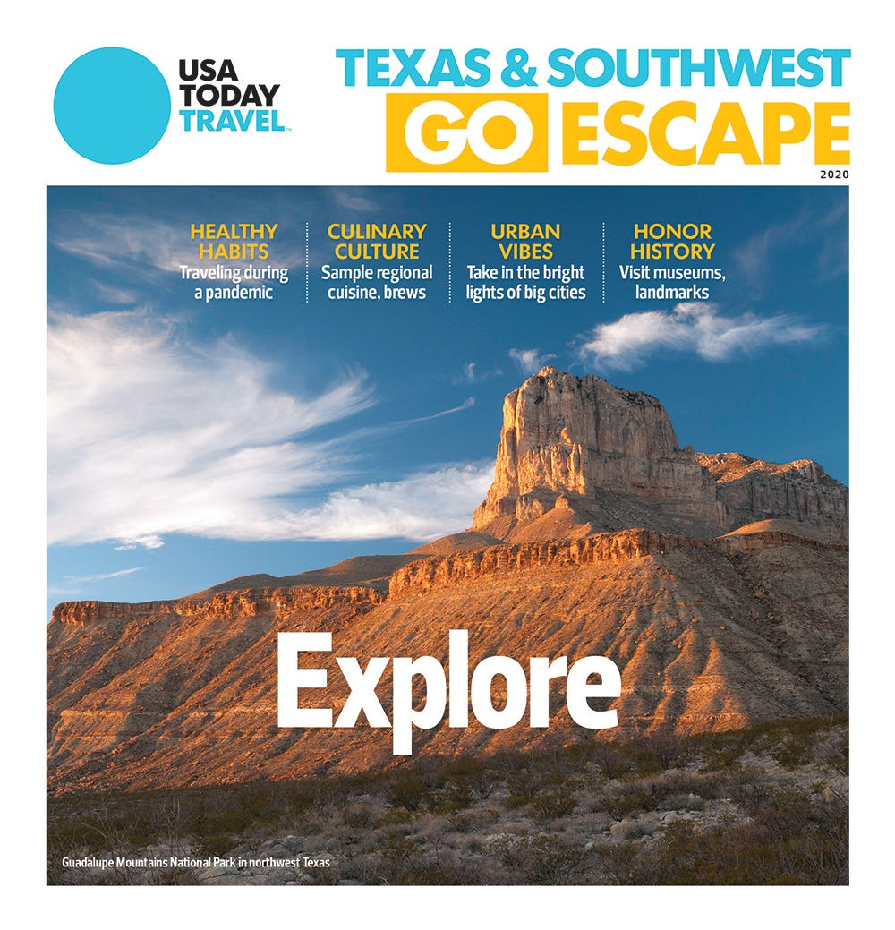 GoEscape: Explore Texas and the Southwest