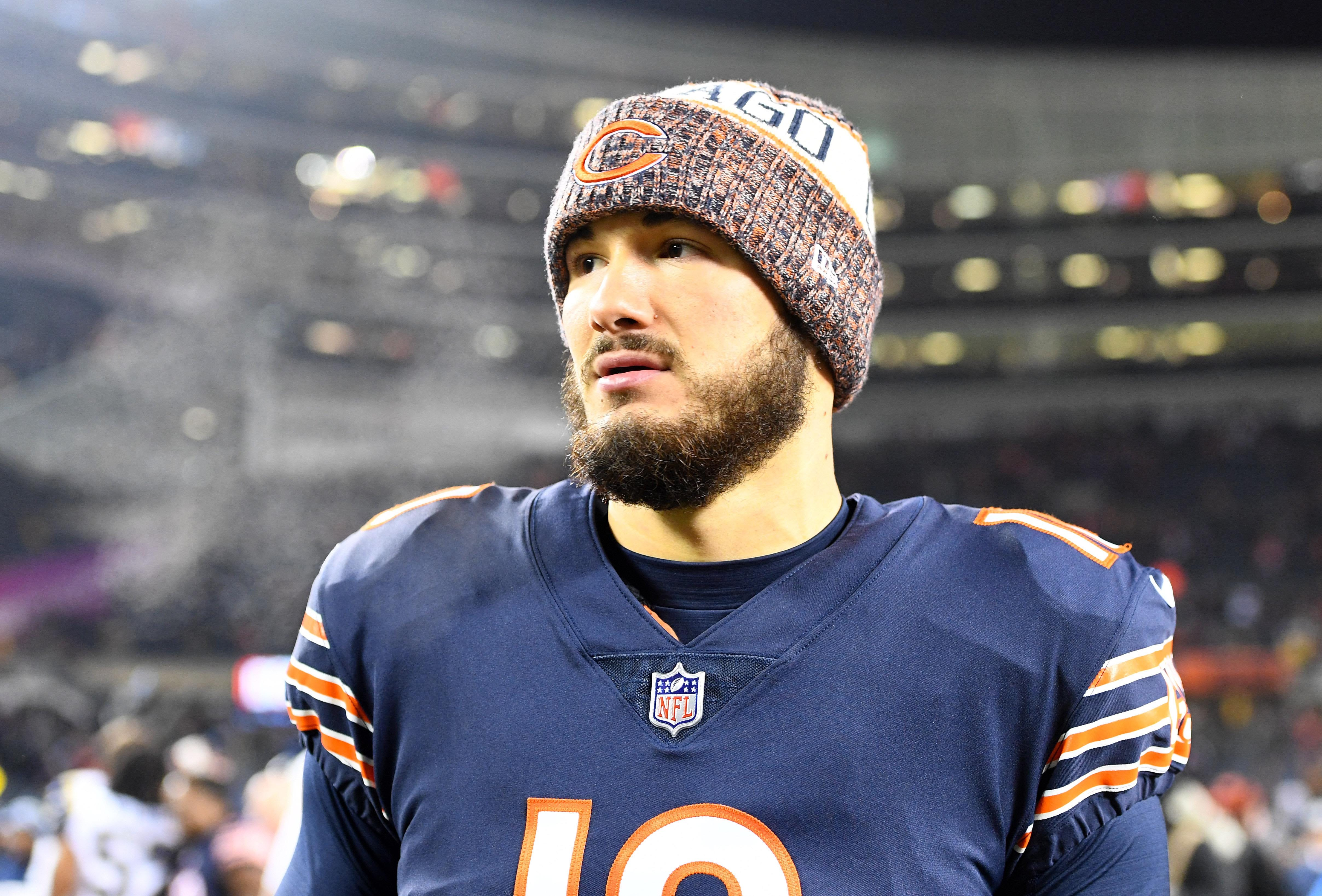 Opinion: Chicago Bears QB Mitchell Trubisky shouldn't be the only one losing his job