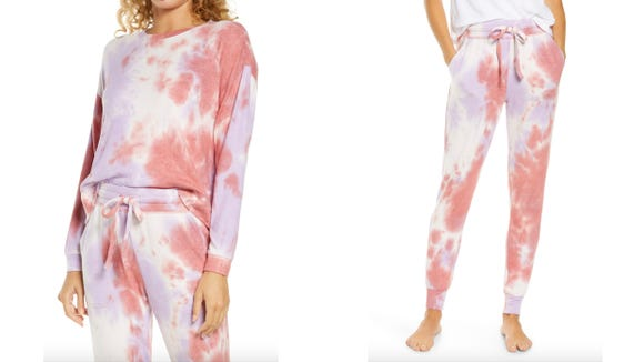 Best gifts for sisters 2020: BP. Tie Dye Set