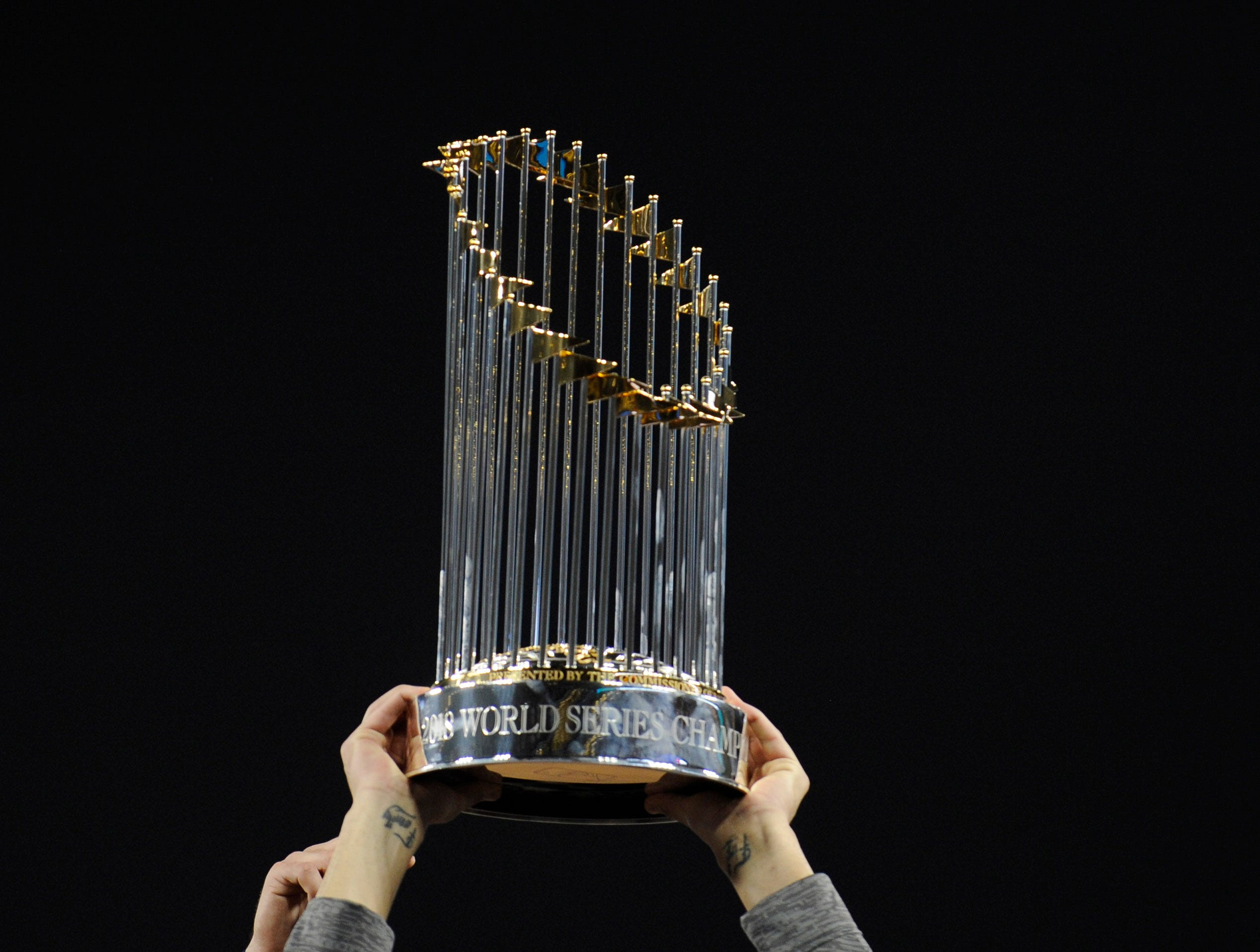 MLB playoff schedule: World Series dates and TV info