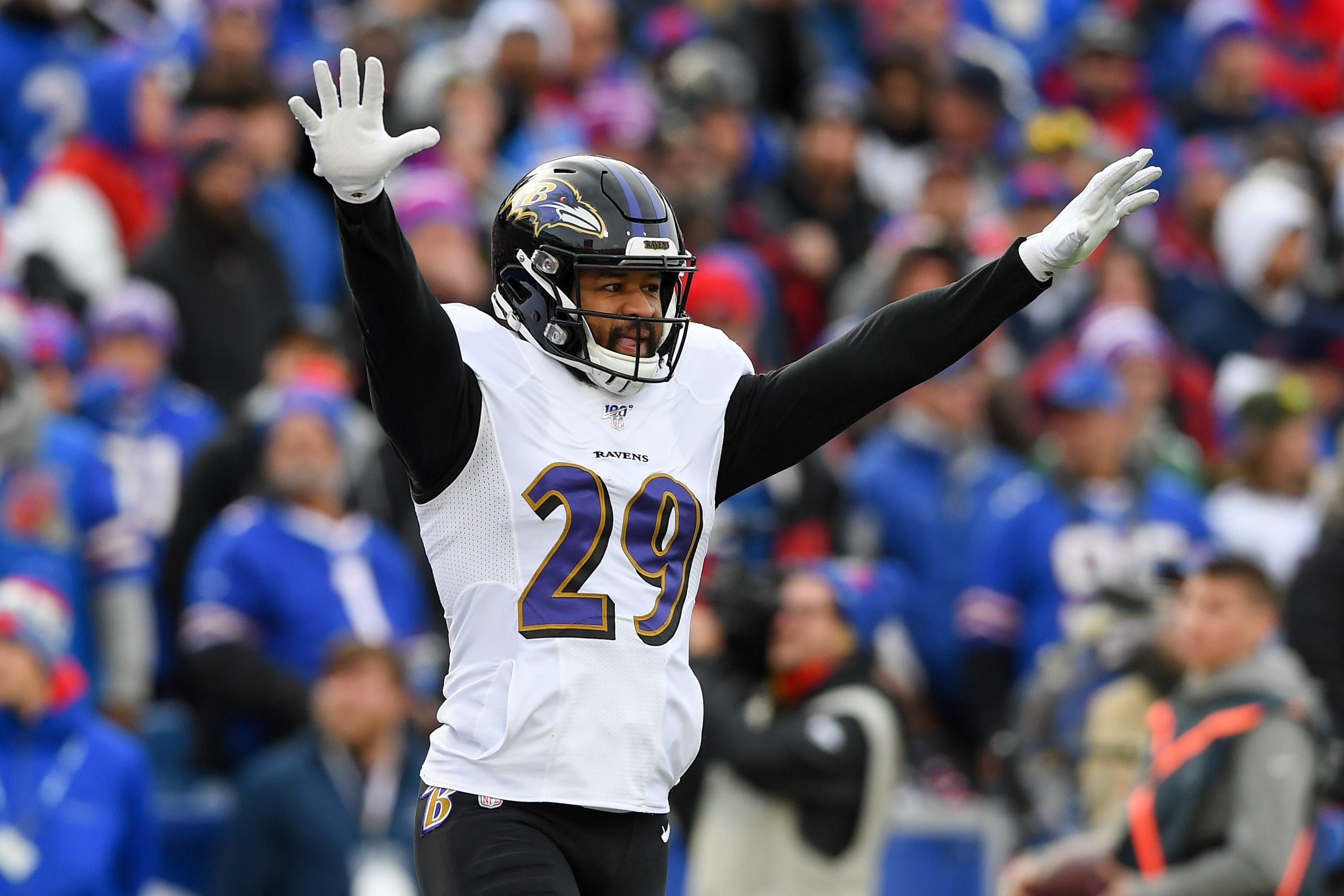 Seven-time Pro Bowl safety Earl Thomas to visit with Houston Texans
