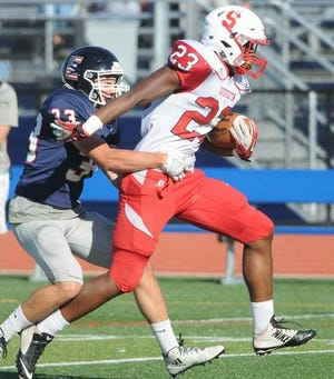 Central Bucks East, Souderton and most of the rest of the Suburban One League will begin their football seasons on Friday.
