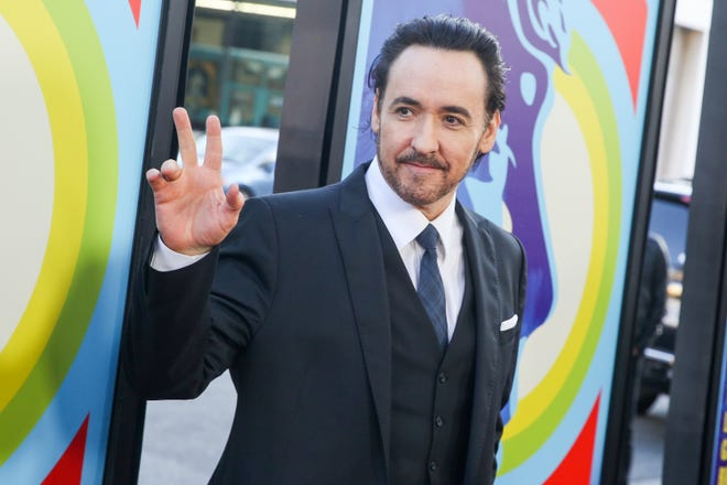 """John Cusack portrays a central character in """"Utopia."""""""