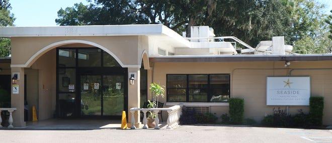 Seaside Health and Rehabilitation Center, Tuesday, Sept. 29, 2020, in Daytona Beach.