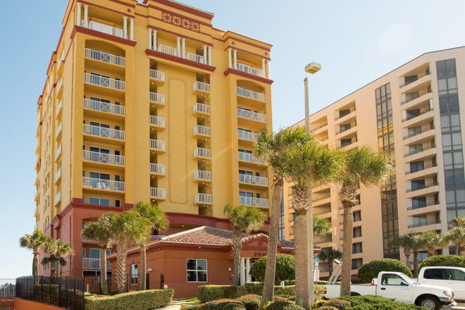 Built in 2005 in Daytona Beach Shores, Tuscany Shores is a boutique-style, 11-story building, with three units per floor, two deeded underground parking spaces and storage space.