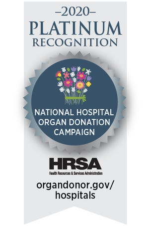 Cuba Memorial Hospital earned national recognition.