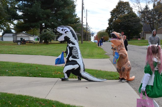 Massillon will hold trick or treating from 3 to 5 p.m. Oct. 31. Participants are being asked to think of creative ways to hand out treats this year.