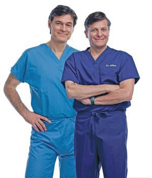 Dr. Mehmet Oz and Dr. Michael Roizen