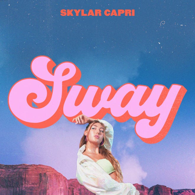 """Destin musician Skylar Capri dropped the music video for her single, """"Sway,"""" on Sept. 18. It was filmed by Keno Manuel and directed by them both."""