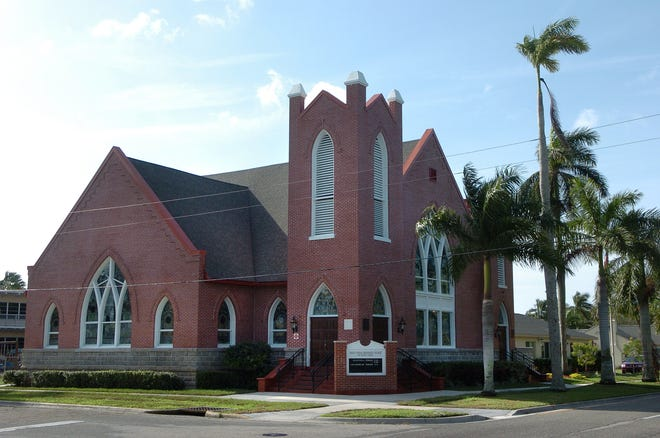 First United Methodist Church, which dates to 1912, was repaired and updated for a new century of service in Punta Gorda in 2013.