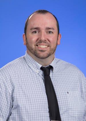 Josh Grant, teacher is a Venice High School instructor and Sarasota County's 2020 High School Teacher of the Year.