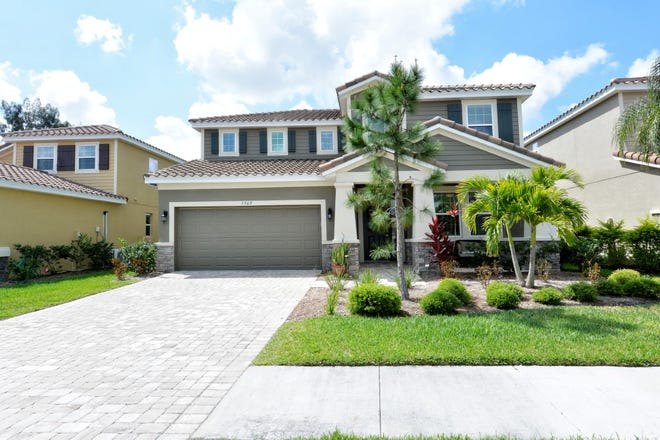 This four-bedroom home at 5309 Charlie Brown Lane, Sarasota, was recently sold by its U.K. owner for $495,000.