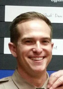 Jeremiah LaRue in 2018.