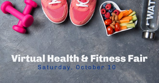 Virtual Health & Fitness Fair
