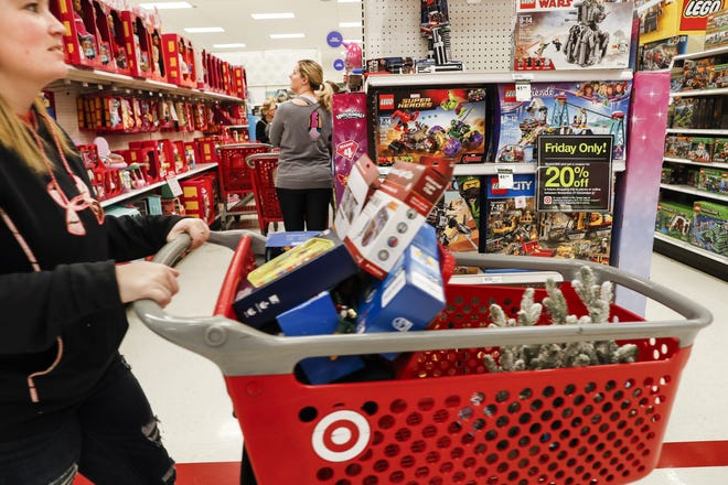 Christmas shopping will look a lot different from last year.