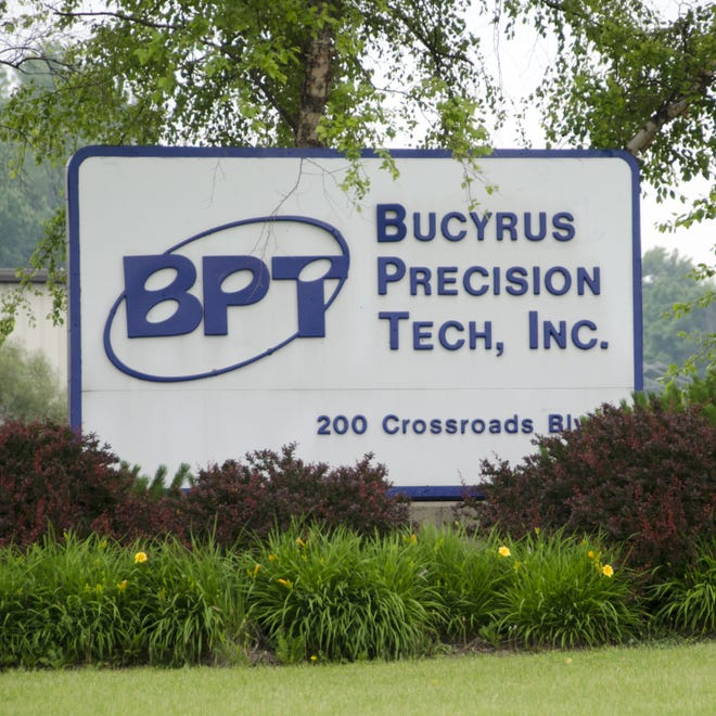 Bucyrus Precision Tech, Inc. has announced plans to closeits plant in mid-2021, eliminating more than 100 jobs.