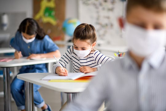 Schools have taken different precautions with returning students as the pandemic continues.