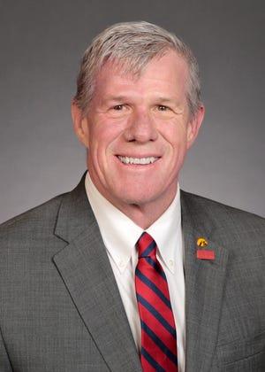 Republican state Sen. Brad Zaun
