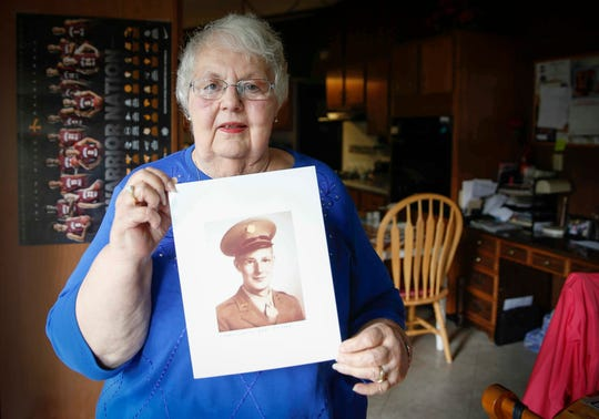 Lynne Blackwell lost her father, Carroll White, to COVID-19 shortly after his 100th birthday. After serving in World War II, Carroll made a home in Ottumwa with his wife and two children.