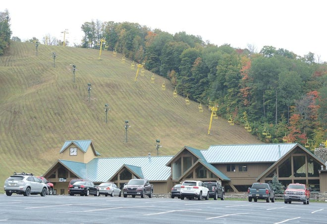 Nub's Nob near Harbor Springs is among the Northern Michigan ski areas aiming to adapt their operations to meet public helath concerns amid the coronavirus pandemic.