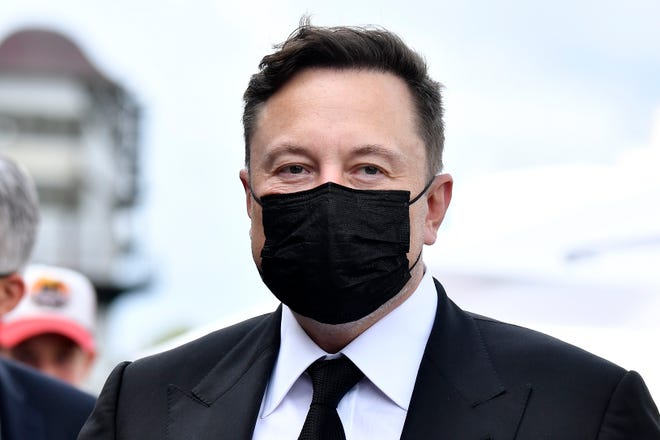 Tesla's Elon Musk visited the site of his new Berlin plant in September. As it prepares to build the Model Y SUV there, the company appears to have learned from its missteps in producing the Model 3 in California.