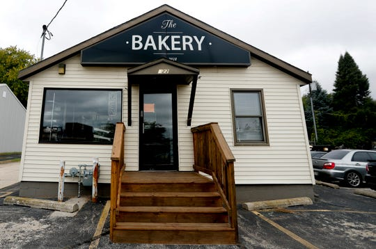 Liz Rehberg, the owner and pastry chef, plans to open The Bakery's doors on Tuesday, for regular business hours on Tuesday.