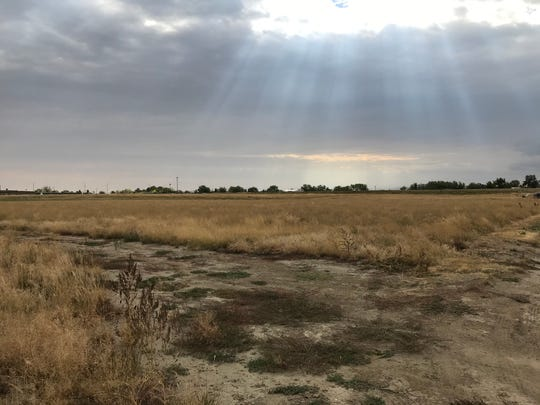 The city of Great Falls is planning a $20 million aquatics-recreation center on these 10 acres between 52nd and 57th streets north, south of the Seibel Soccer Complex.