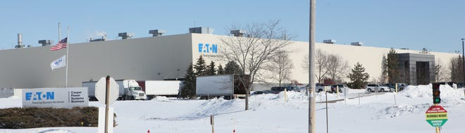 Eaton Corp. is planning a $24 million expansion at its facility at 2300 Badger Drive, Waukesha.
